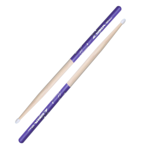 Zildjian 5B Nylon Purple DIP Drumsticks