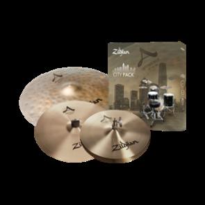 A Zildjian City Pack Cymbal Set