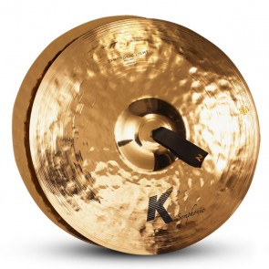 "Zildjian 18"" K Zildjian Symphonic Light Brilliant Pair"