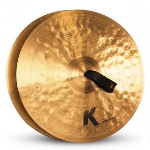"""Zildjian 17"""" K Zildjian Symphonic Pair"""