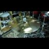 "Zildjian 18"" A Custom Crash-Demo of Exact Cymbal-1264g"