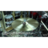 "Zildjian 18"" K Custom Session Crash-Demo of Exact Cymbal-1456g"