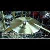 """Zildjian 20"""" A Zildjian Medium Ride-Demo of Exact Cymbal-2161g"""