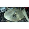 "Zildjian 22"" K Custom High Definition Ride-Demo of Exact Cymbal-2781g"