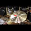 "Zildjian 20"" K Constantinople Renaissance Ride Cymbal - Demo of Exact Cymbal - 1878g"