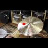 "Zildjian 20"" K Constantinople Bounce Ride Cymbal - Demo of Exact Cymbal - 1946g"