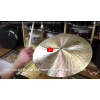 "Zildjian 22"" K Constantinople Ride Medium Thin Low-Demo of Exact Cymbal-2506g"