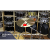 "Zildjian 16"" K Custom Dark Crash-Demo of Exact Cymbal-983g"