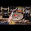 """Zildjian 21"""" K Custom Special Dry Ride Cymbal-Demo of Exact Cymbal-2476g"""