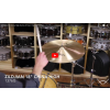 "Zildjian 18"" China High-Demo of Exact Cymbal-1376g"