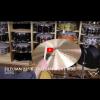 """Zildjian 22"""" K  Zildjian Light Ride-Demo of Exact Cymbal-2609g"""