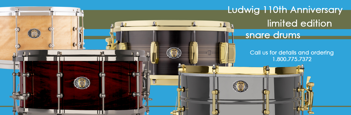Ludwig 110th Anniversary