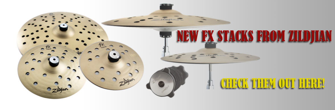 New FX Zildjian