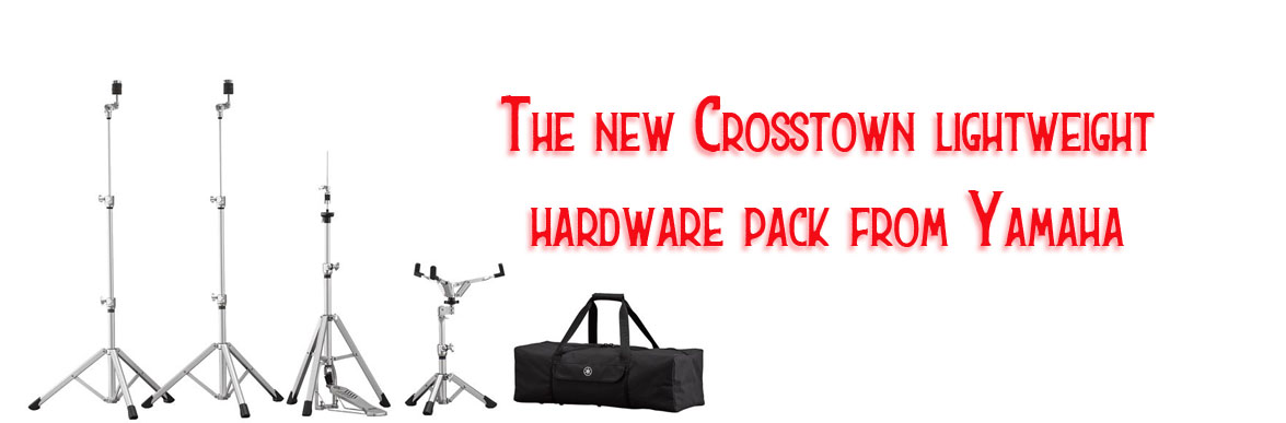 Yamaha Crosstown Advanced Lightweight Hardware