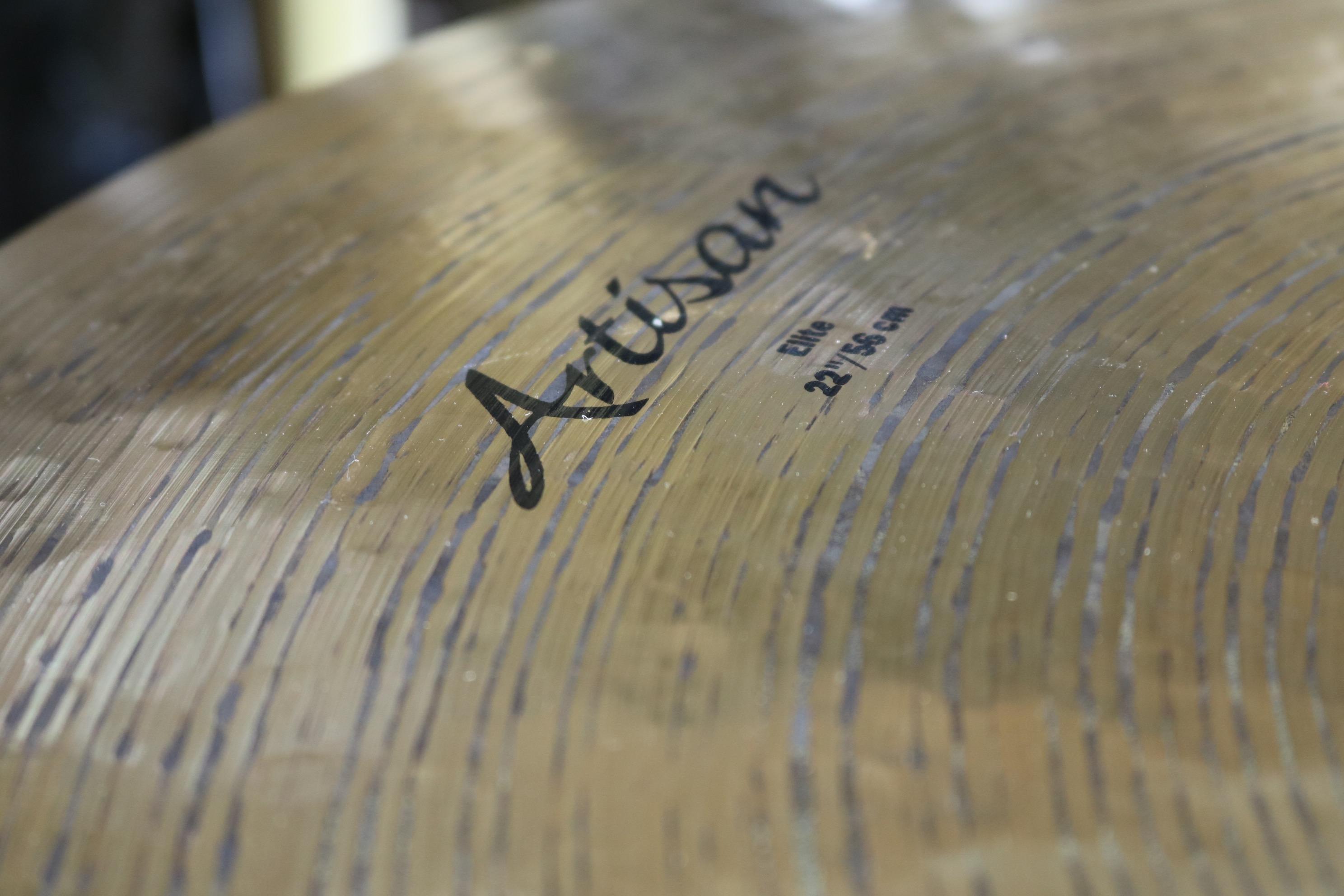 Sabian Artisan Elite Cymbals