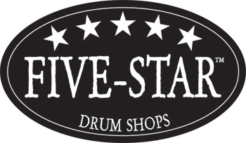 Five-Star Drum Shops