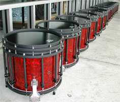 Marching Snares
